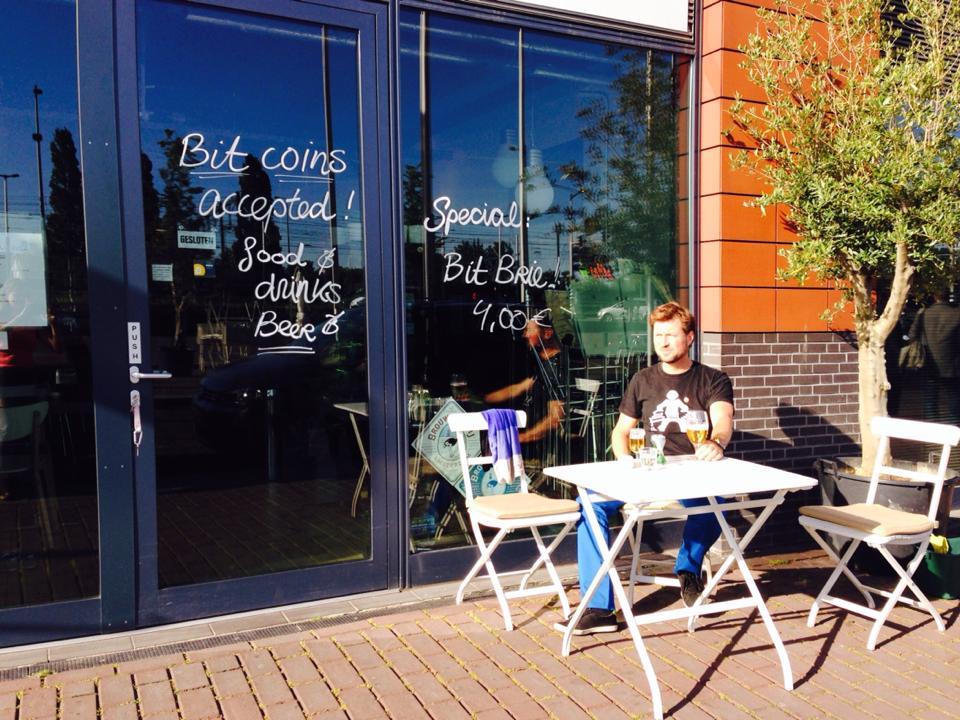 La conférence Bitcoin apporte des affaires au café d'Amsterdam