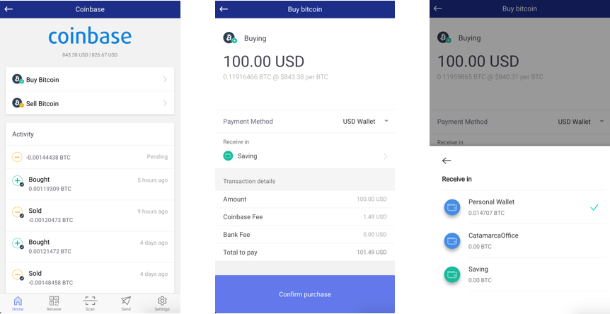 how to link coinbase to bitpay