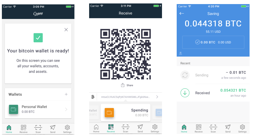 The First Joint Release for the BitPay and Copay Bitcoin Wallets
