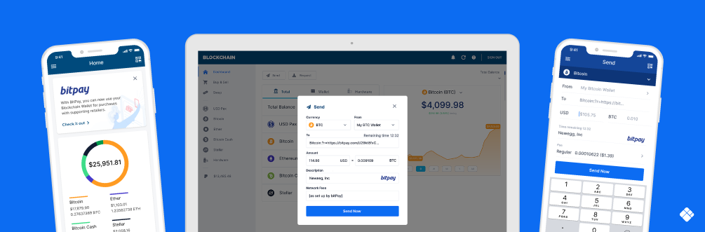 Millions of Blockchain Wallet Users Can Now Pay BitPay Merchants