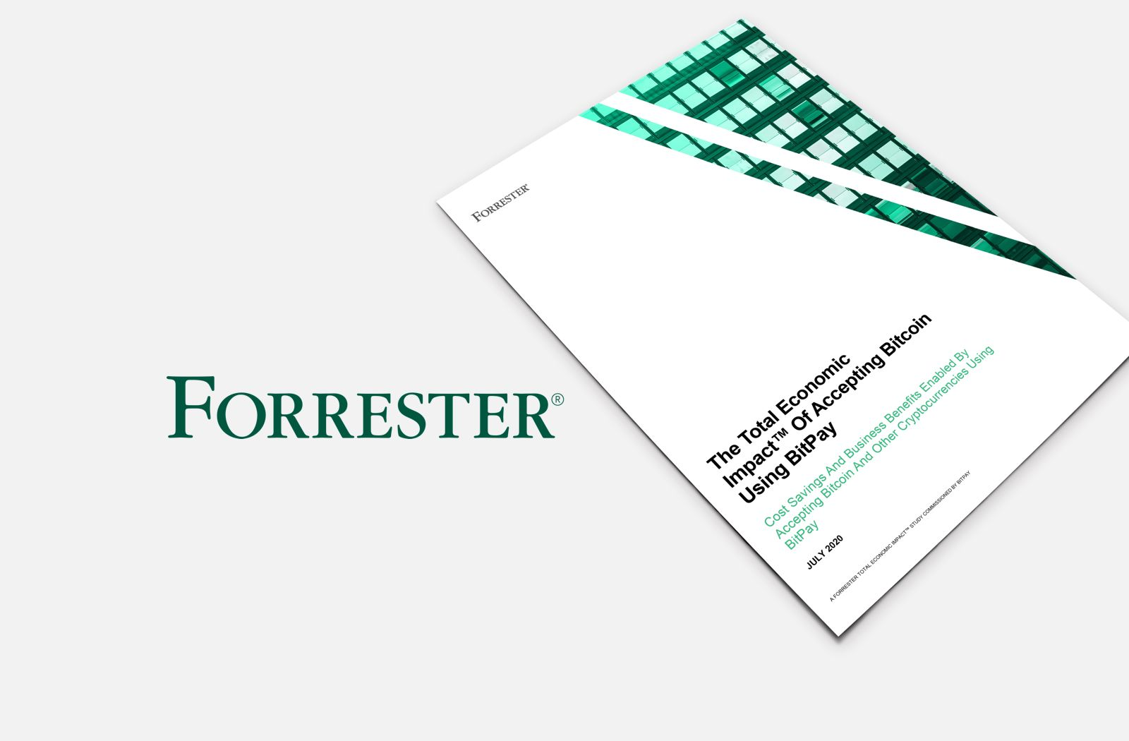 Forrester Study Shows Accepting Crypto Attracts New Customers & Boosts AOV