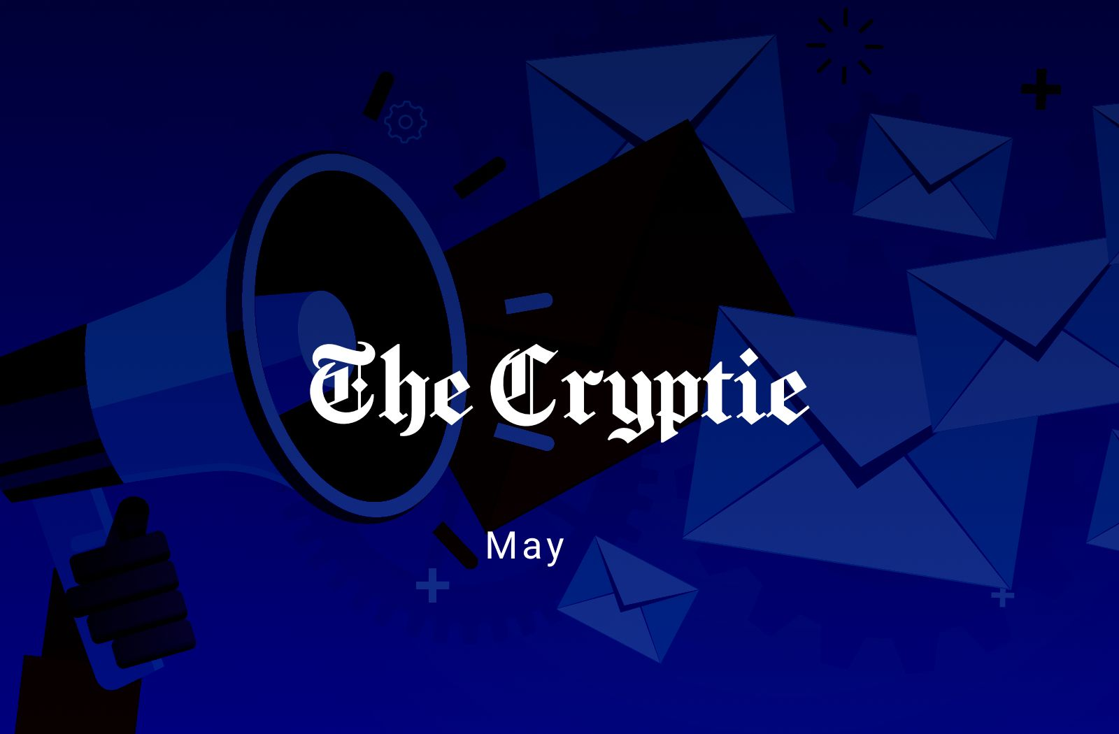 Welcome to the May Cryptie