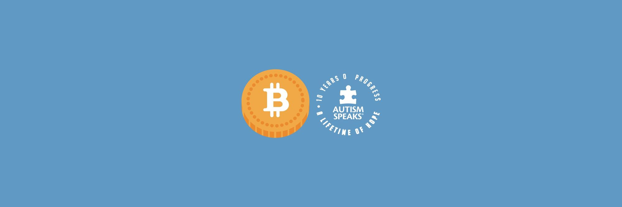 Advance Autism Awareness with Bitcoin