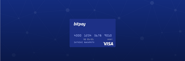 Introducing the BitPay Visa Card