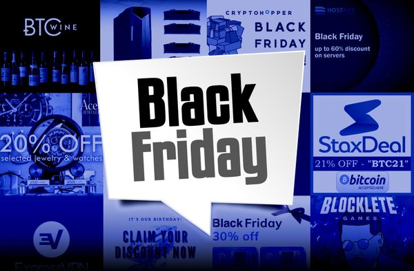 The BitPay Black Friday Deals are Here!