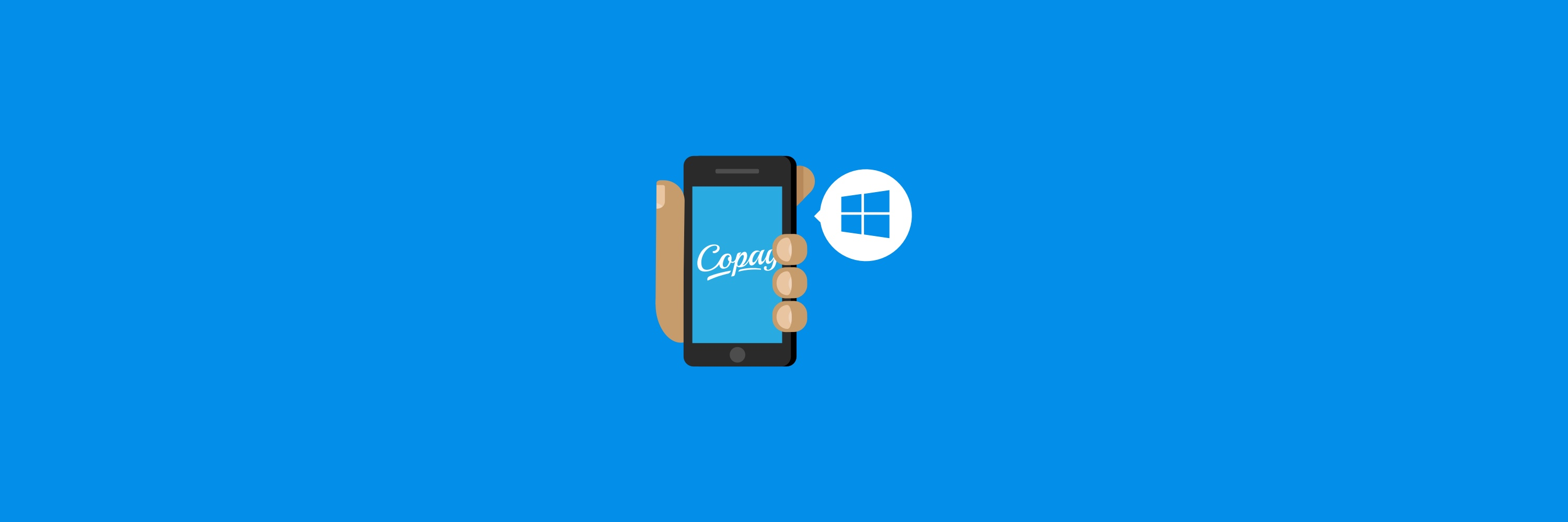 Copay Wallet – Available Now for Windows Phone