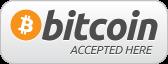 BitCoin Acceptance Logo